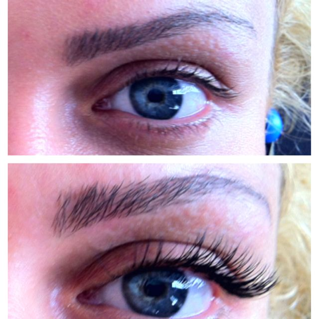 Keep Calm And Get Eyelash Extensions