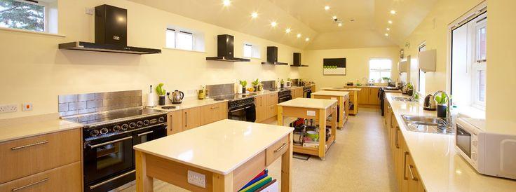 School Kitchen Design