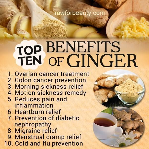 Eating Raw Ginger Root Benefits