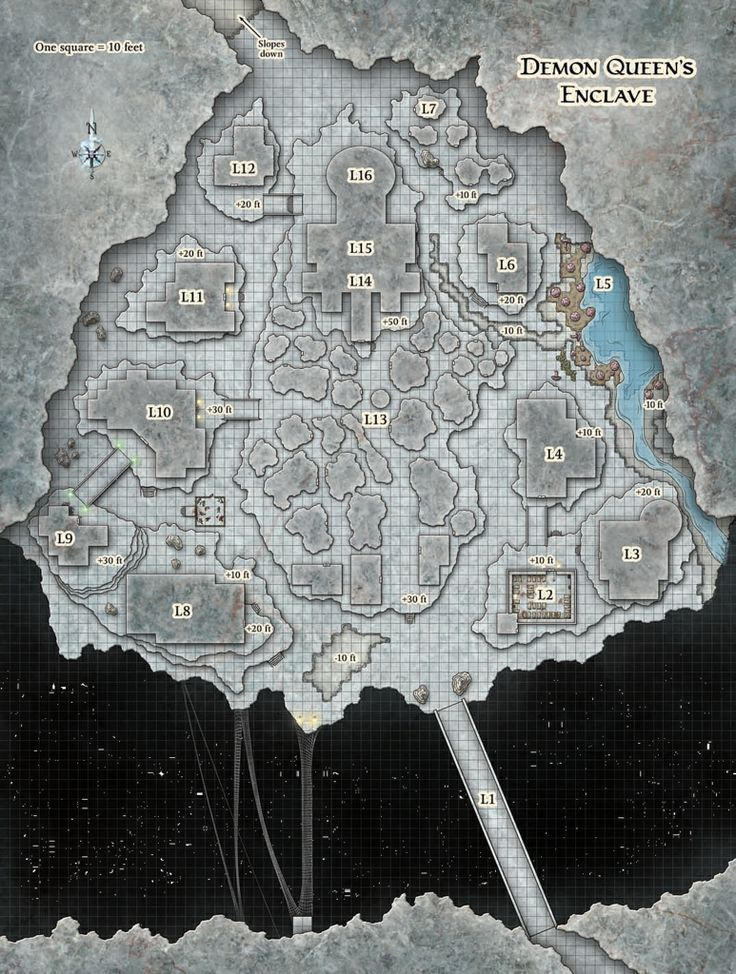 Glacial Giant Frost Jarl Maps Rift