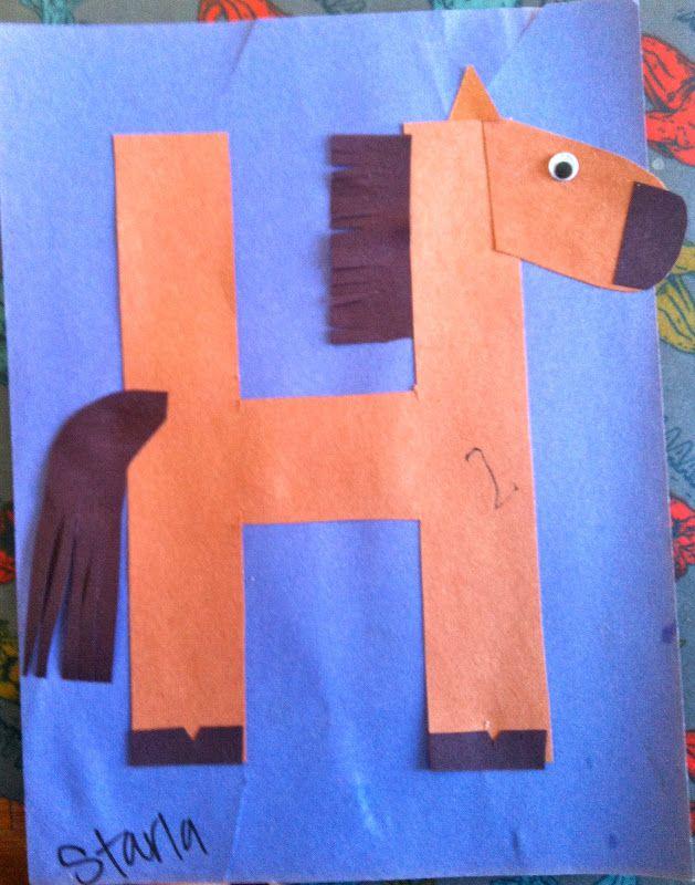 4 H Craft Ideas Pinterest