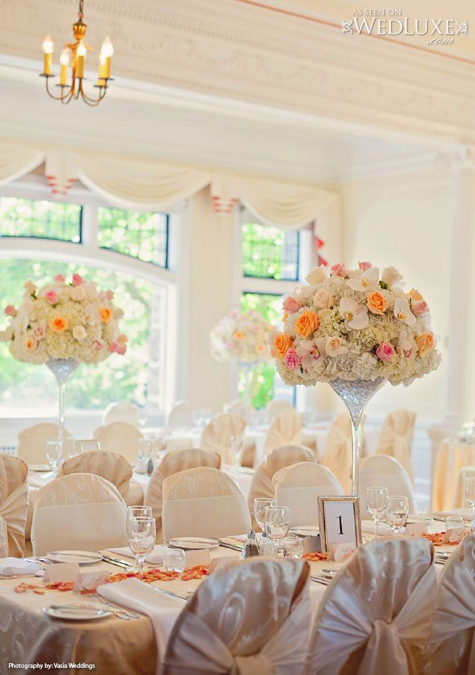 Large Wedding Centrepieces