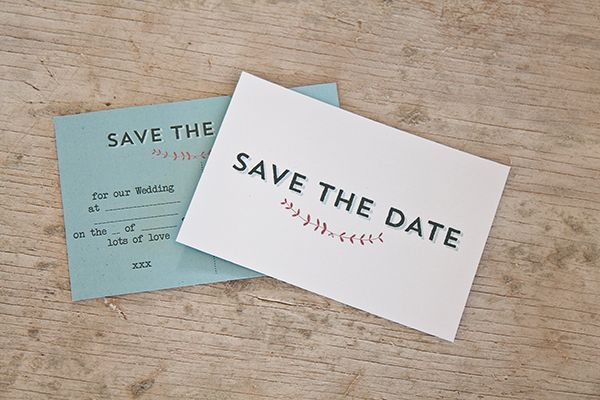 Create Save Date Postcards Online