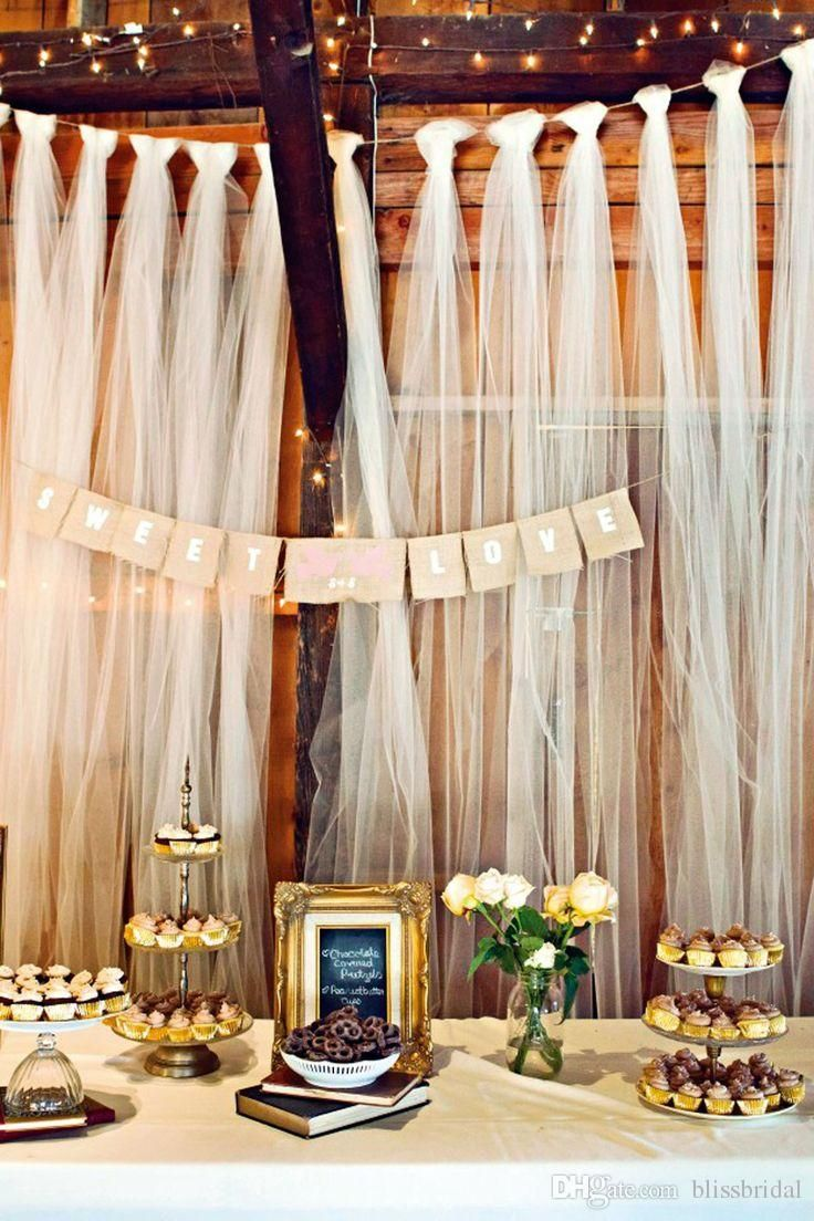 Cheap Favors Wedding Reception