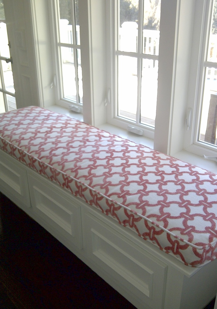 33 Best Indoor Bench Seat Cushion Images On Pinterest