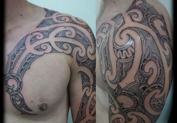 New Zealand Tribal Tattoos