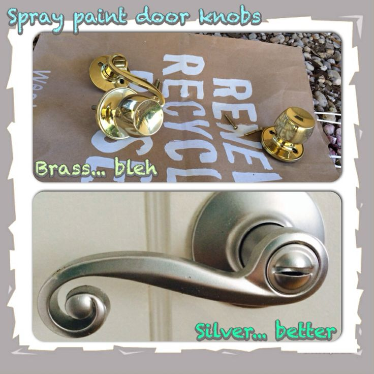 Best Brushed Nickel Spray Paint