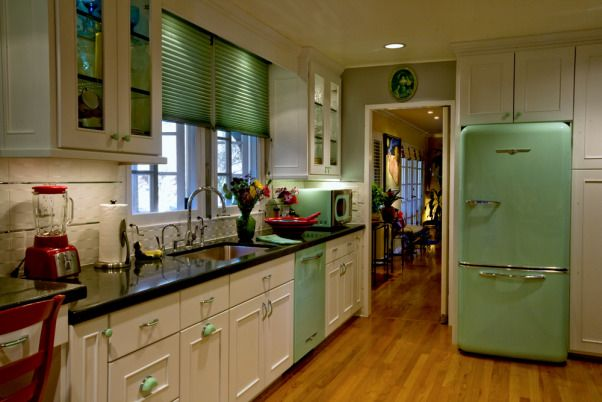 Galley Kitchen Color Ideas