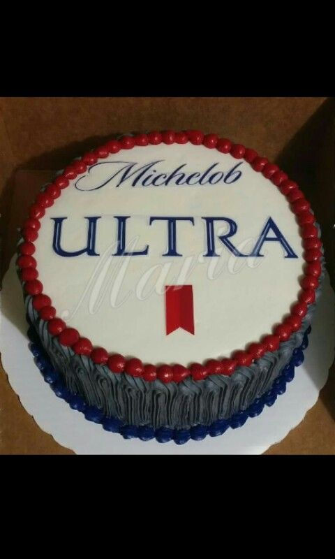 Happy Birthday Writing Cake