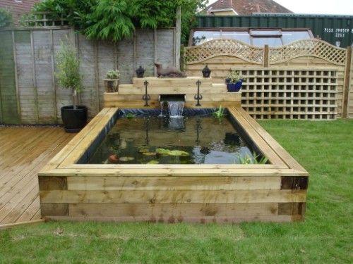 Above Ground Garden Box Designs