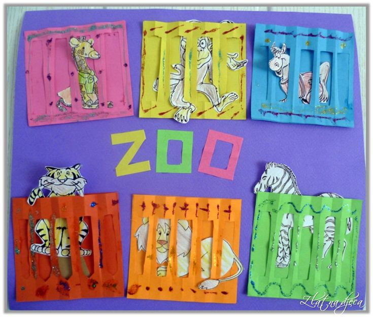 Zoo Crafts Kids