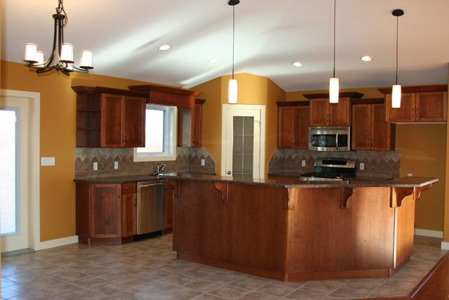 Bi Level Home Exterior Makeover Karleb Homes Ltd New