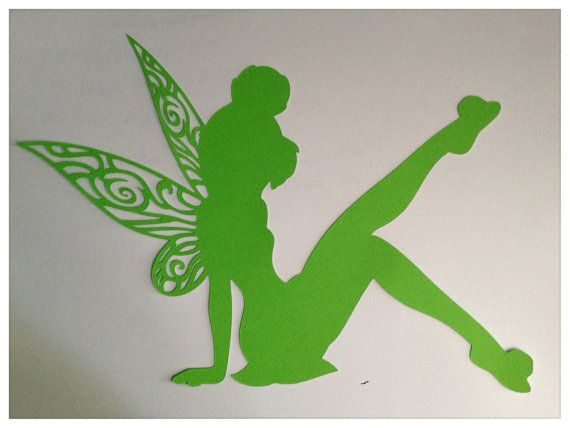 Printable Disney Princess Silhouette Outline
