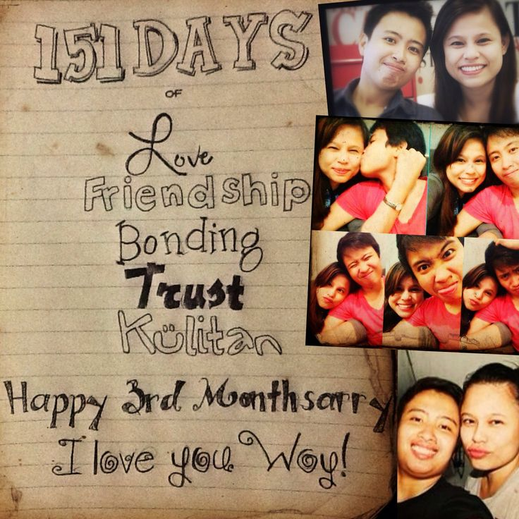 Sweet Long Tagalog Message Monthsary