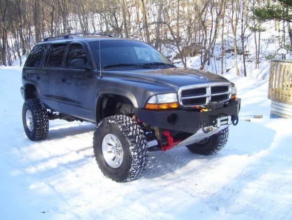 6 Inch Lift 35s 98 Dodge