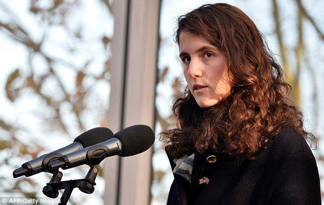 Caroline Kennedys Daughter Tatiana Schlossberg