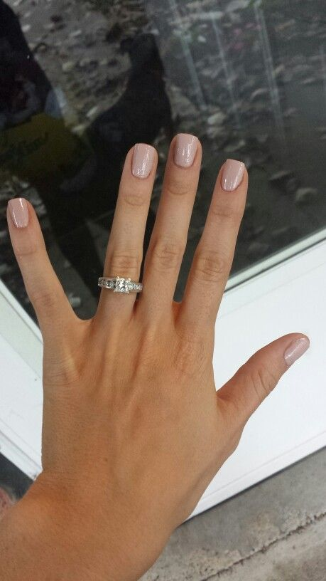 Essie Topless And Barefoot Also Love The Shape Of The