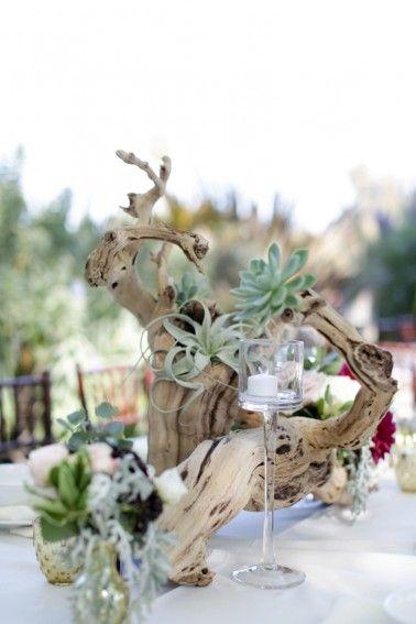 Coral Beach Wedding Decoration
