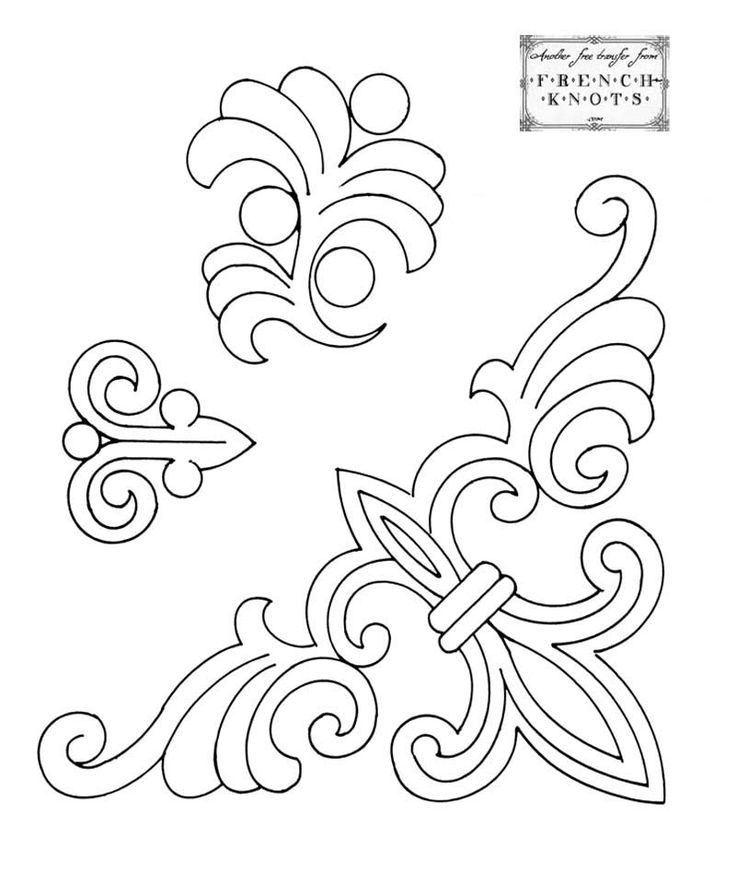 Tooling Patterns Celtic Printable Leather