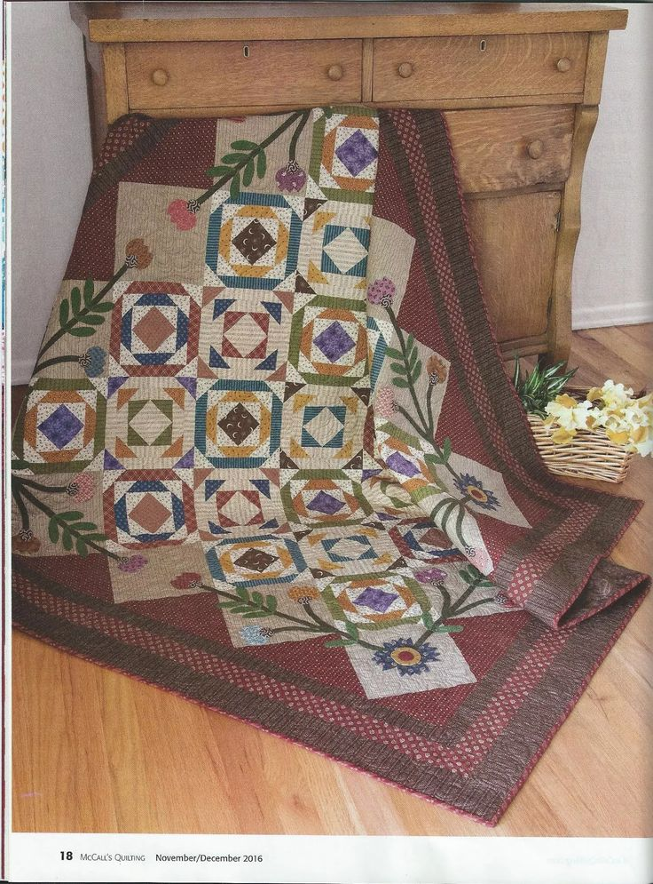 Contemporary Quilt Patterns Beginners