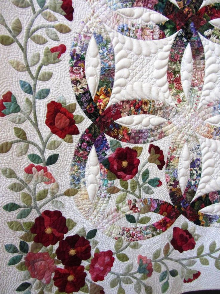 Appliques Quilts And More