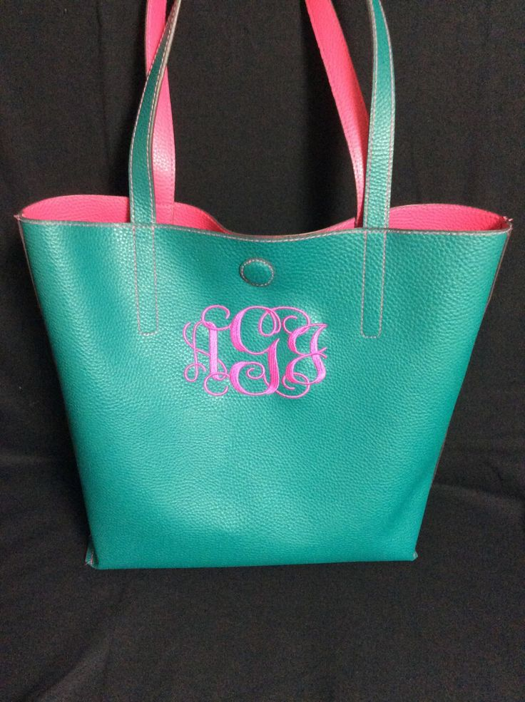 Bags Canvas Embroider Totes