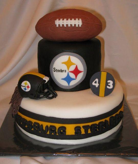 Steelers Groom S Cake Island Themed Wedding Pinterest