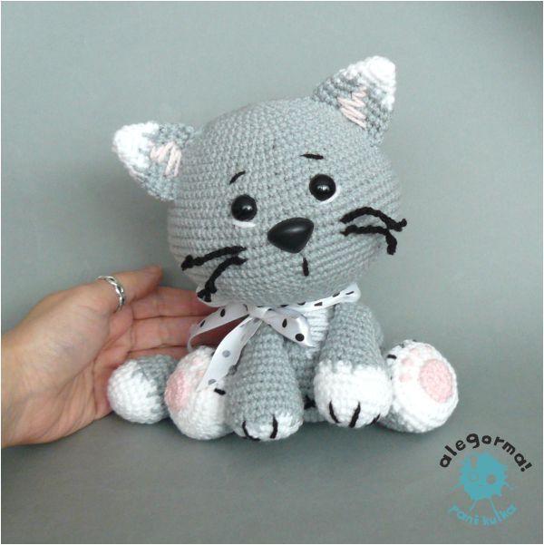 Cat Free Crochet Patterns Realistic