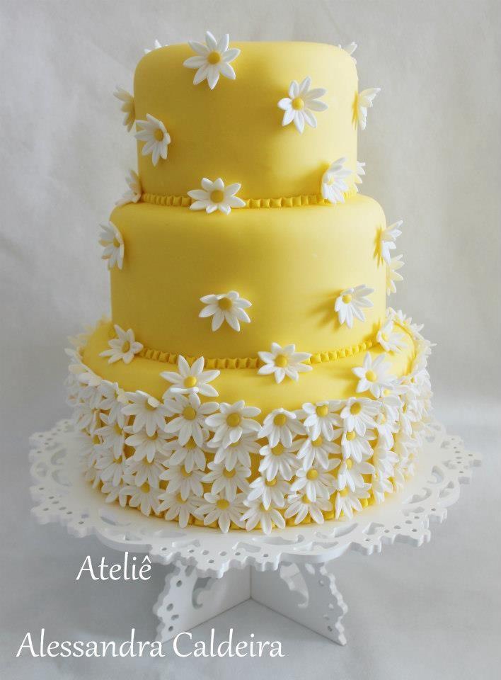 Birthday Cake Easy Decorating Ideas