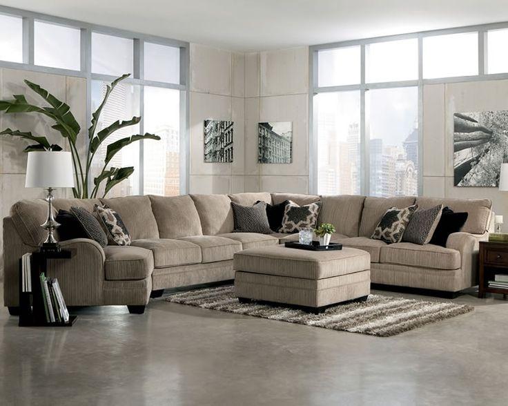 Large U Shaped Sectional Sofa
