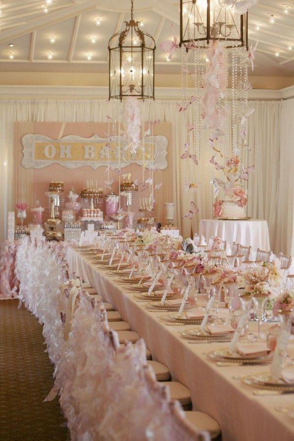 Bridal Shower Invitations Butterflies
