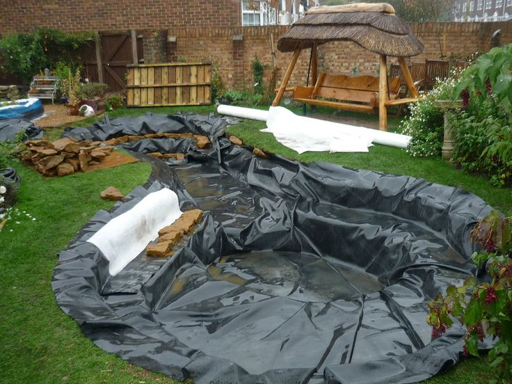 Above Ground Garden Liner