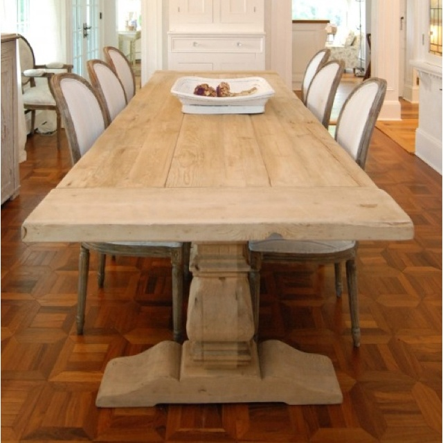 Construct Rustic Kitchen Table