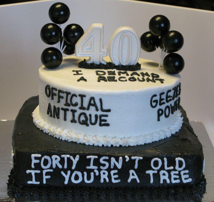 Birthday Ideas Over Hill 40
