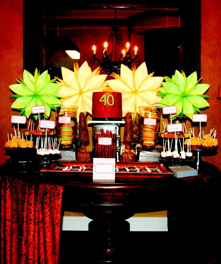 20 Best Images About 40th Surprise Party On Pinterest