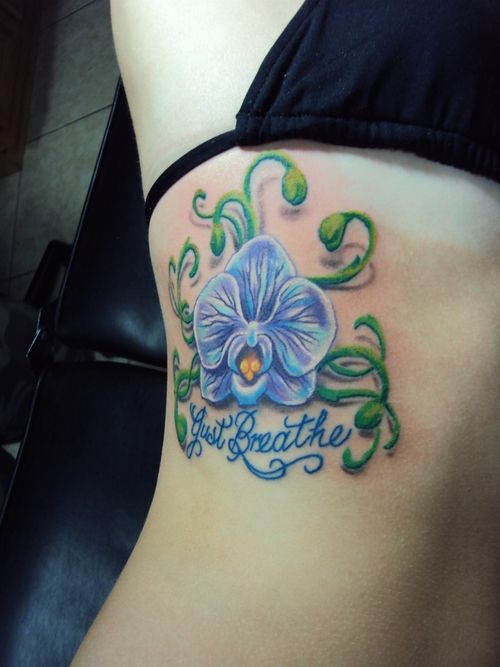 Meaning Cystic Fibrosis Tattoos