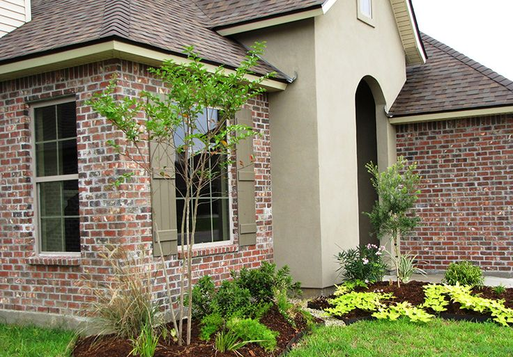 Brick Color Option Master Brick Cherry River Exterior