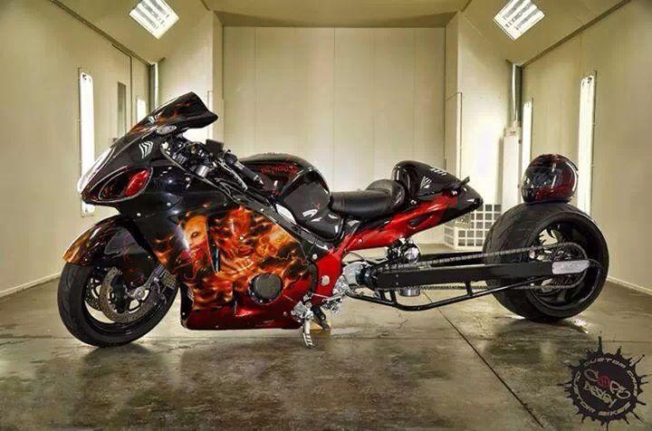 World Fastest Motor Bike