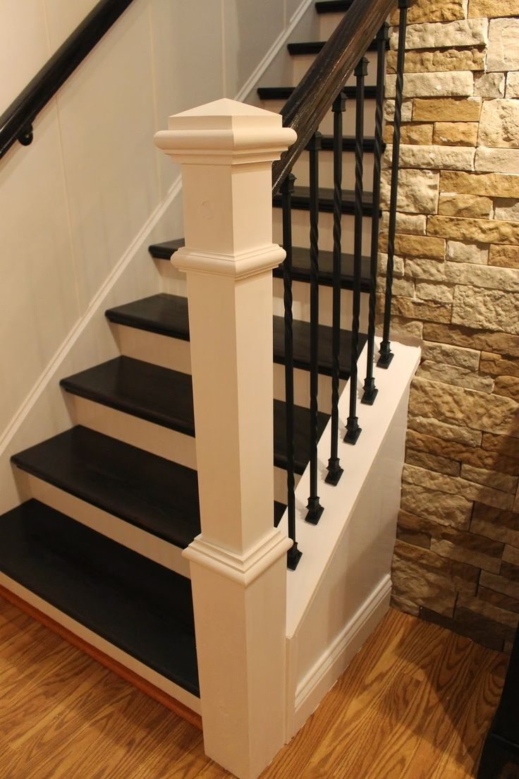 Step By Step Tutorial On How To Remodel A Carpeted | Redoing Stairs With Wood