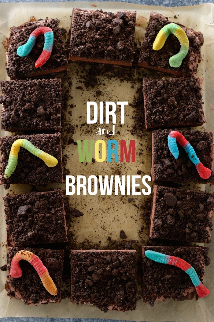 Recipe Worm Dirt Pudding Oreos Cool Whip