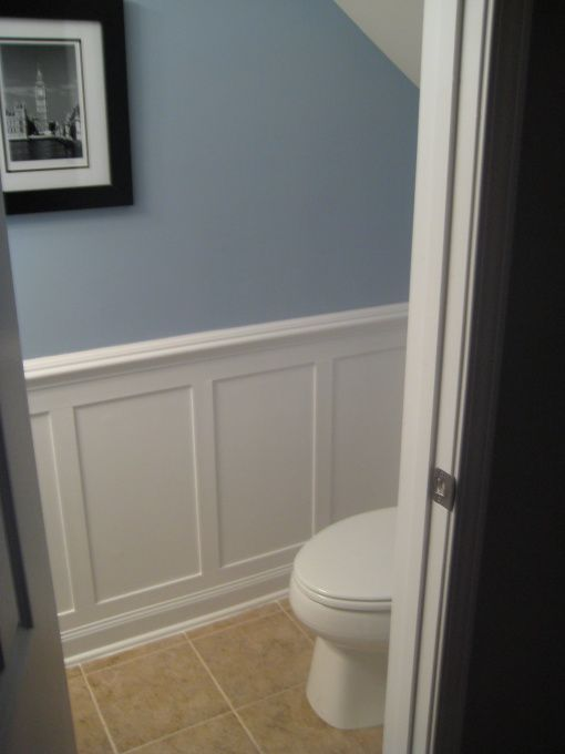 Bathroom Wainscoting Amp Wallpaper Ideas