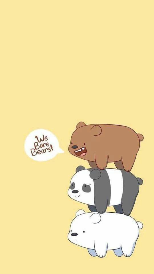 We Bare Bears Baby Cubs