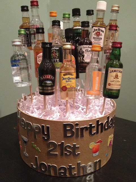 Twenty First Birthday Cakes