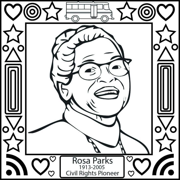 Rosa Parks Worksheets Kindergarten