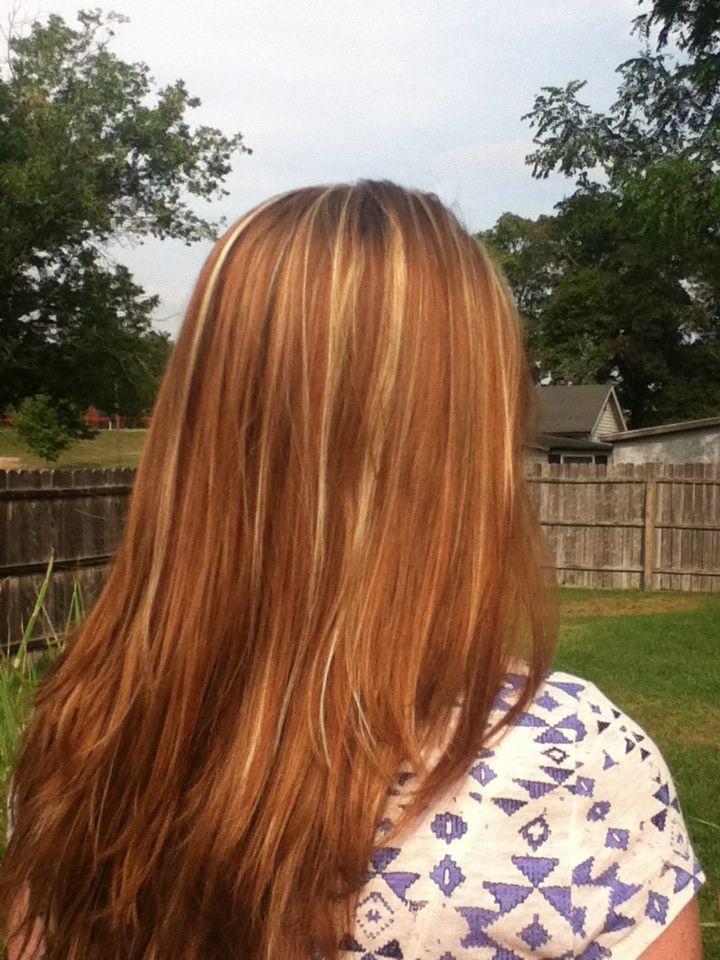 Brown Hair Blake Caramel Lively