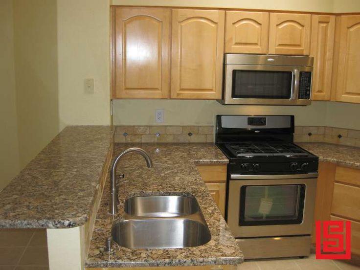 Kitchen Pictures Giallo Fiorito Granite