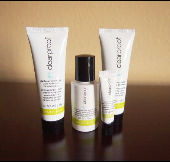Mary Kay Botanical Effects Skin Care