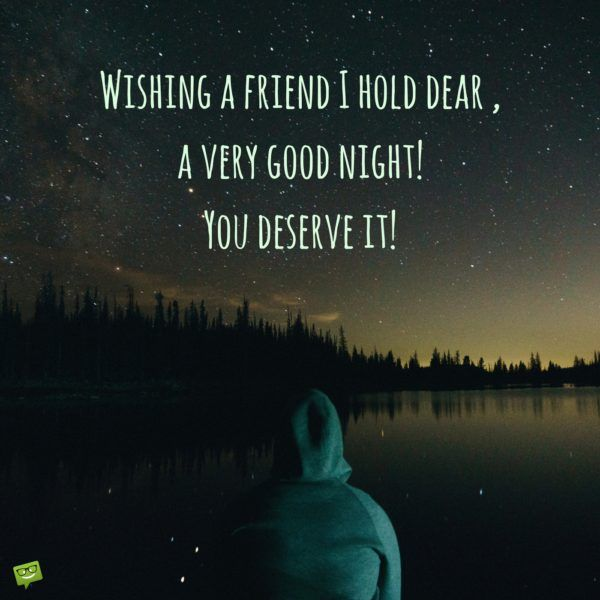 Goodnight Quotes Friends