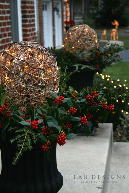 Christmas Outdoor String Lights