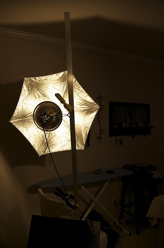 Cheap Portrait Lighting